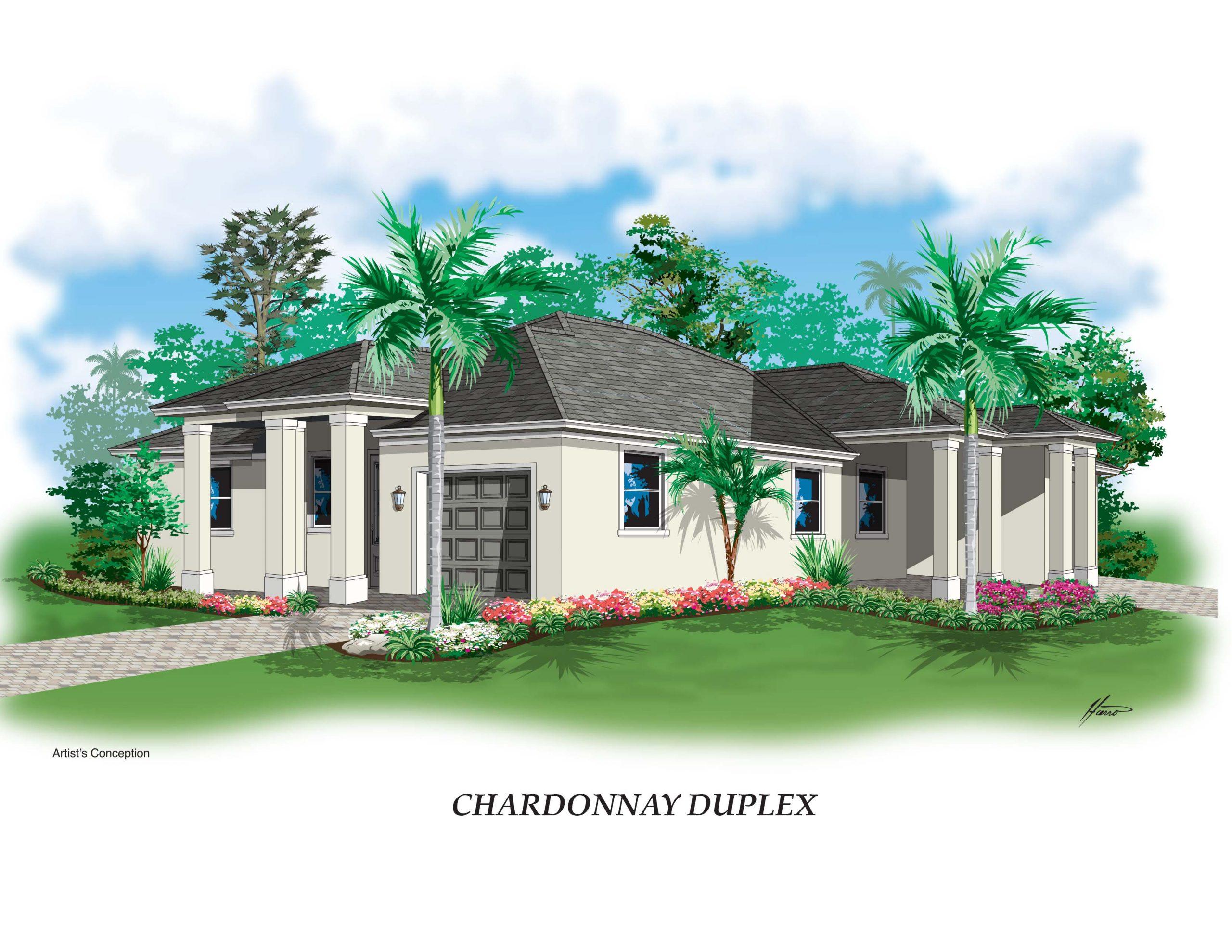 Chardonnay Duplex Elev Florida